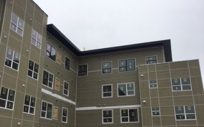 Thomas Avenue Flats is now Under Construction!