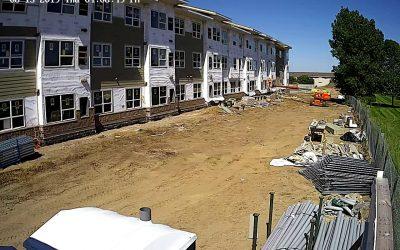 Sarazin Flats is now Under Construction