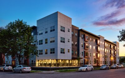 Thomas Avenue Flats in St.Paul, MN is Now Open!