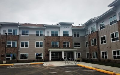 Sarazin Flats I in Shakopee, MN is Now Open!